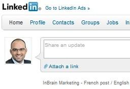 1min30 sur Linkedin Ads