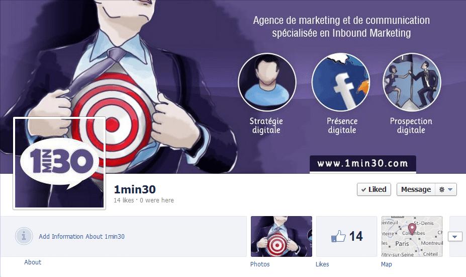 Facebook 1min30