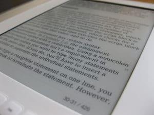 Content marketing : les mini e-books, une tendance à suivre ?