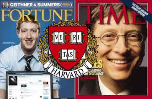 Facebook à la conquête du monde en partant d'Harvard