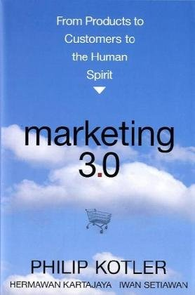 "Livre ""Marketing 3.0"" par Philip KOTLER"