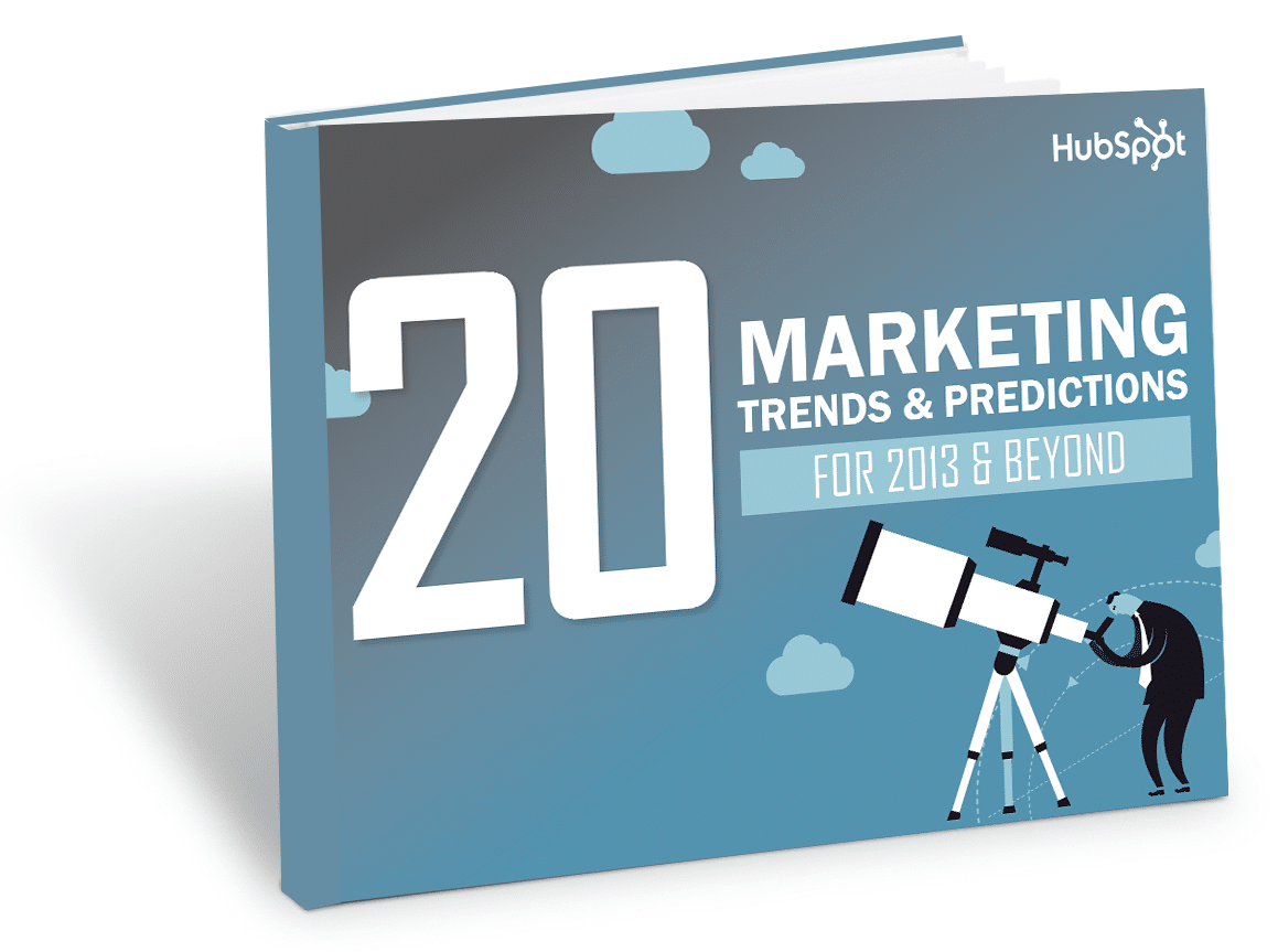 20 prévisions marketing pour 2013