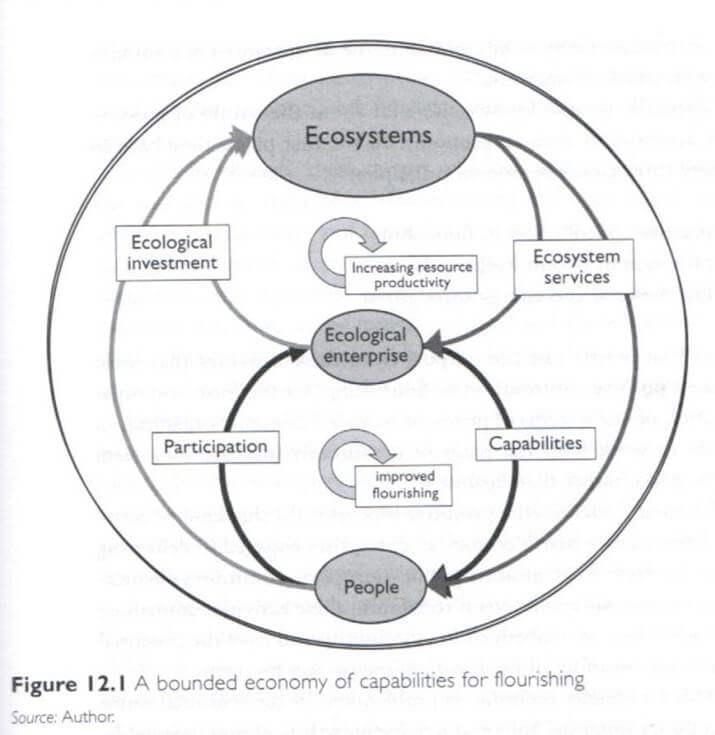Economie liée d'après Tim Jackson