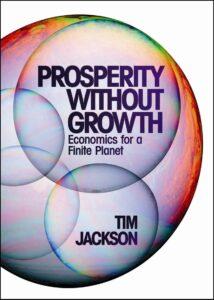 Prosperity without growth: prospérité sans croissance