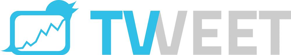 Logo TWEET oiseau