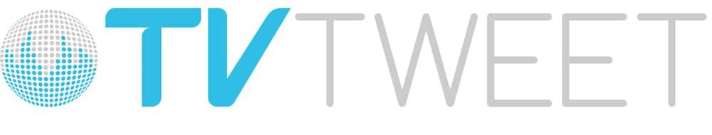 TVTWEET logo planète