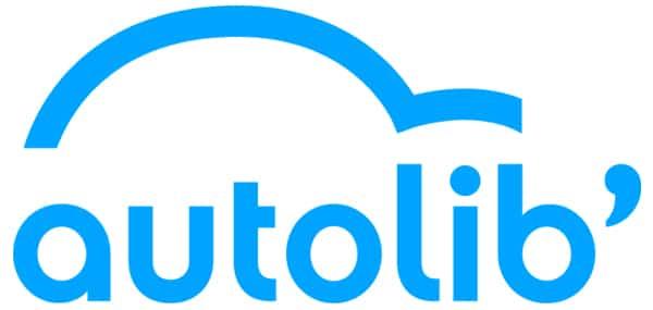 Le logo d'Autolib
