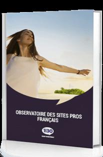 Résultat de l'observatoire 1min30 des sites professionnels français
