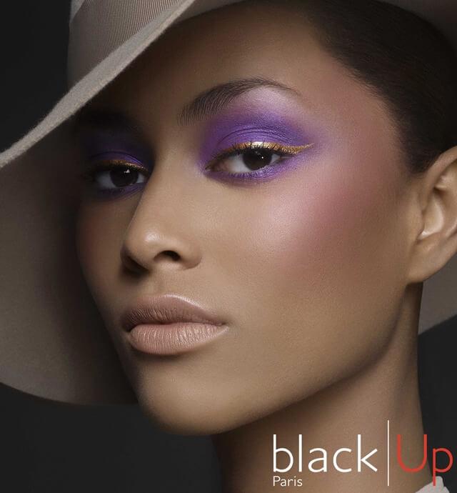 Ethnomarketing cosmétique: marque Black Up
