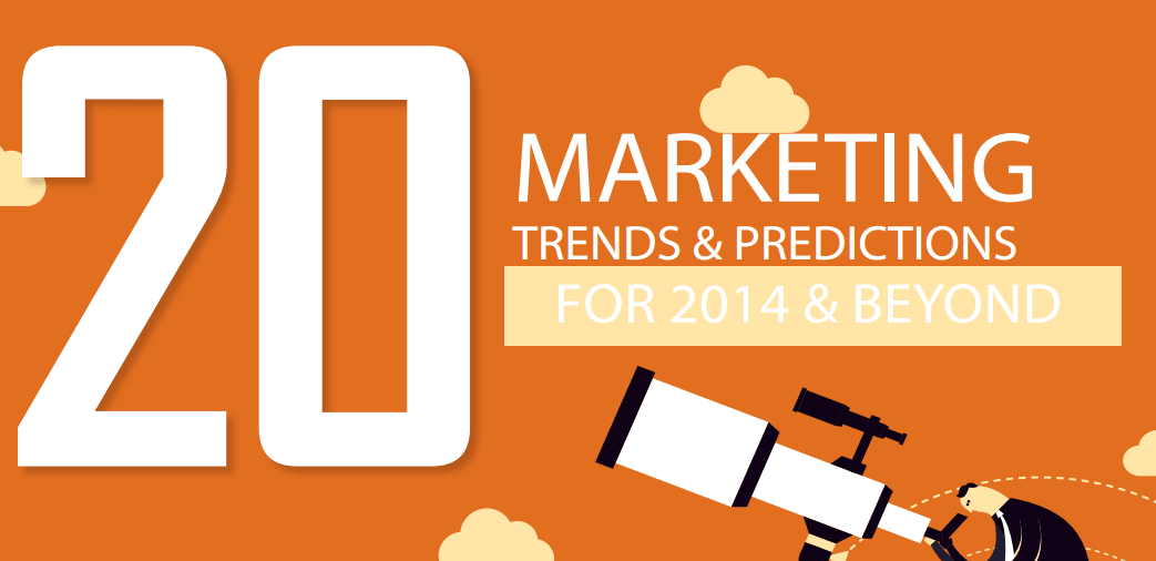 Prévision et tendances marketing 2014