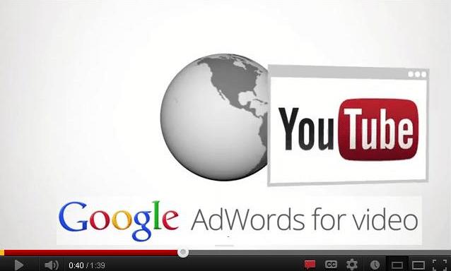 AdWords : Comprendre les formats des annonces vidéo