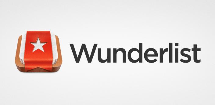 Wunderlist - 5 outils pour mieux gérer vos projets et votre travail quotidien