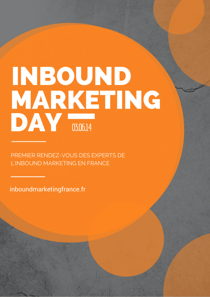 1min30 participe à l'Inbound Marketing Day le 3 Juin 2014