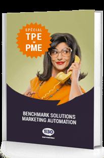 Benchmark des solutions de Marketing Automation pour les TPE / PME