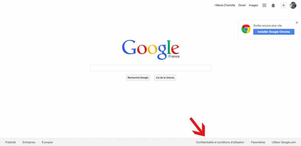 5 Etapes Pour Remplir Le Formulaire De Droit A L Oubli De Google