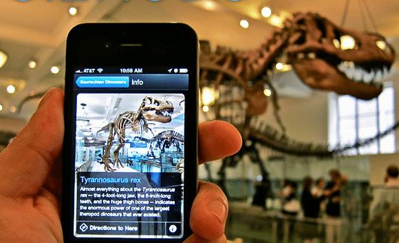 Application musée