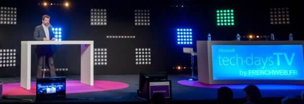 Intégration du digital dans l'évènementiel: web TV