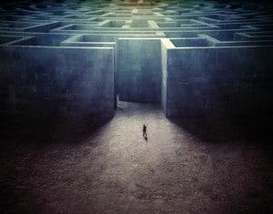 labyrinthe marketing stratégie