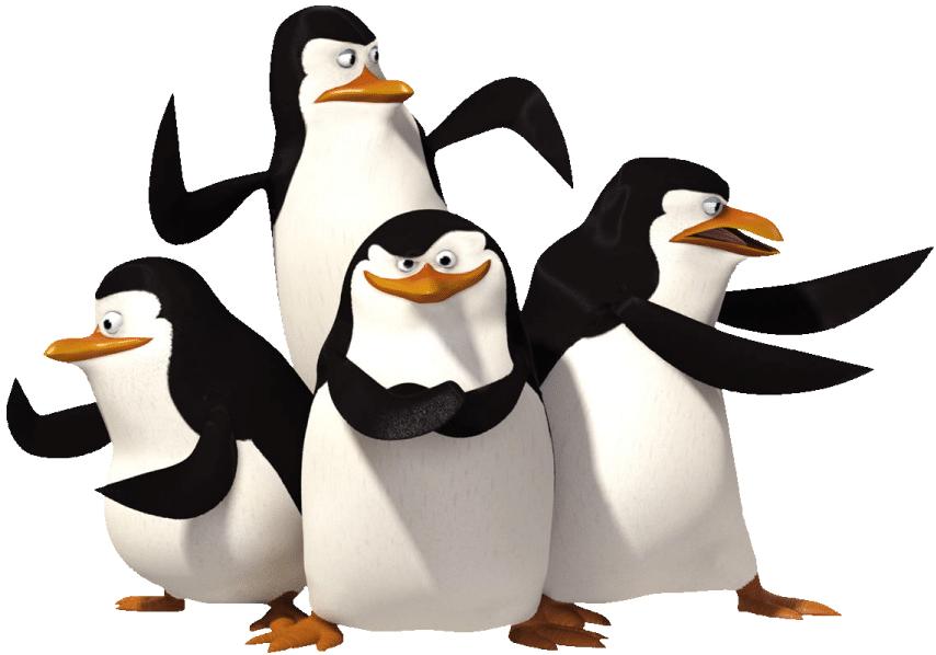 penguin madagascar
