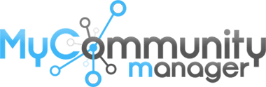 Logo My Community Manager
