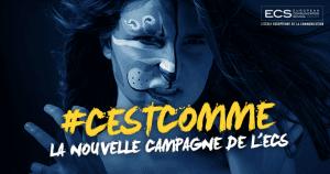 La campagne publicitaire de l'ECS : une vraie réussite