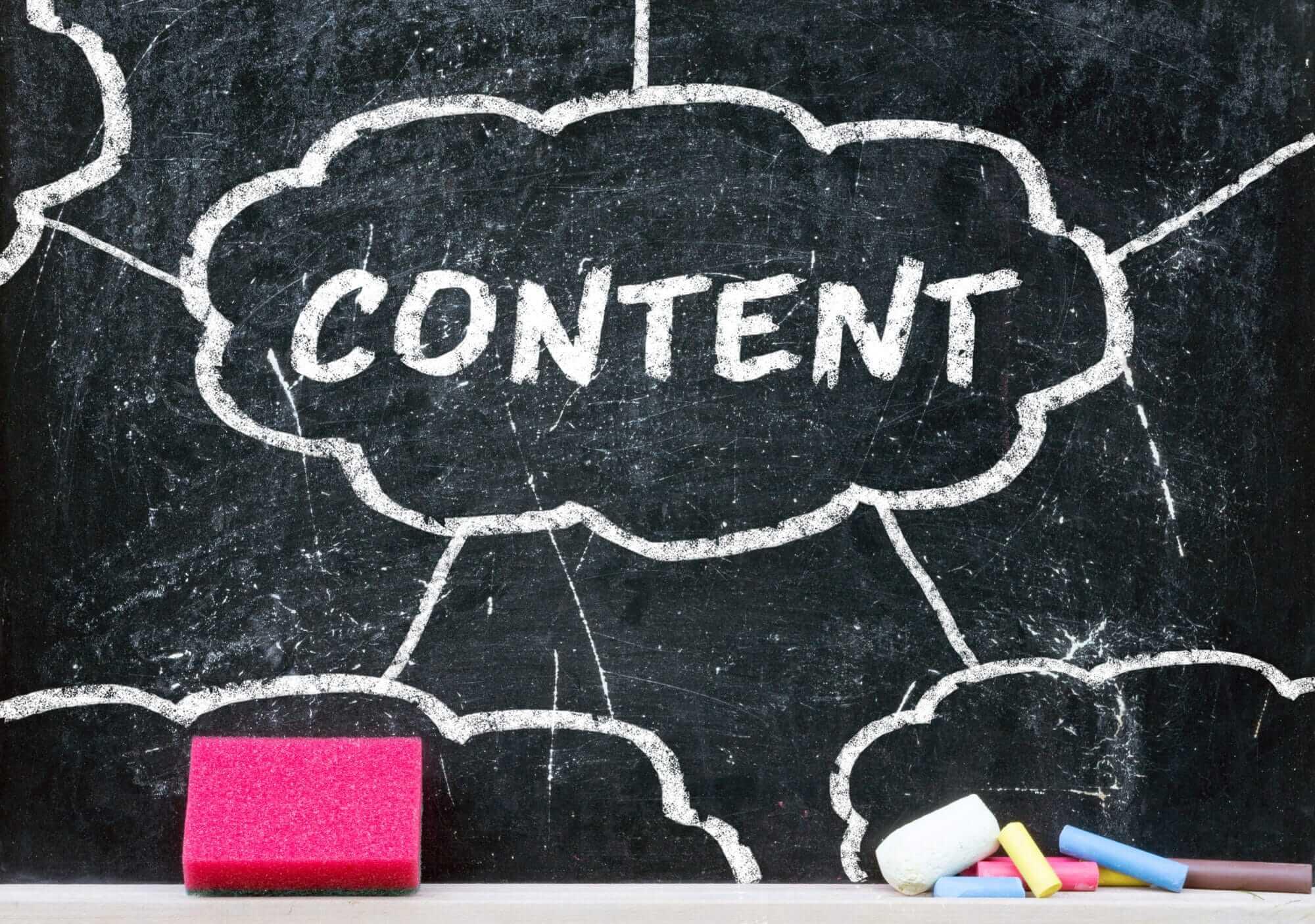 Les 5 erreurs du content marketing, fails et fausses bonnes idées