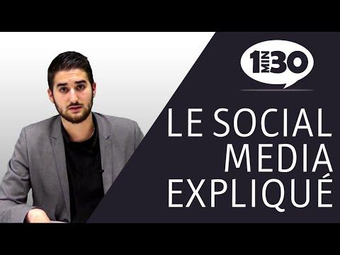 Le social media expliqué en vidéo