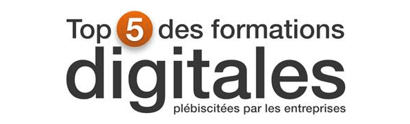 Formations digitales plébiscités entreprises