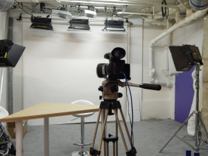 Studio vidéo webinar paris 2e