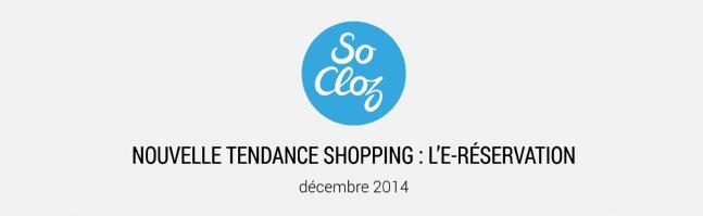 Nouvelles tendances shopping en infographie