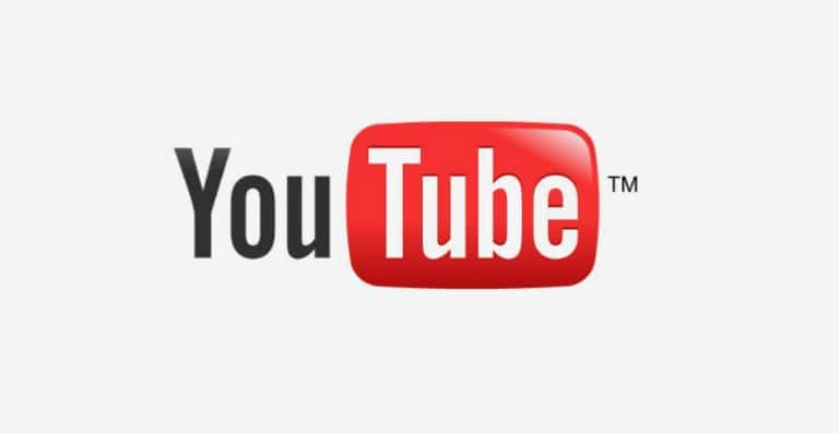 Le logo de YouTube
