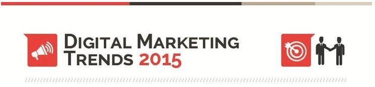 Les tendances webmarketing de l'année 2015
