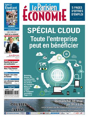 Le Parisien Economie - Inbound Marketing