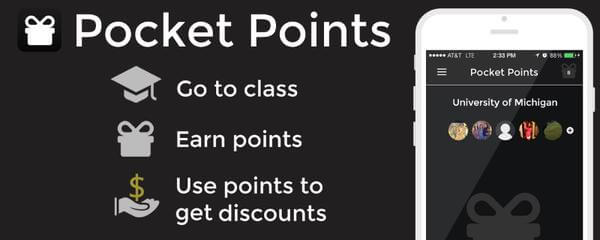 Pocket Points Application