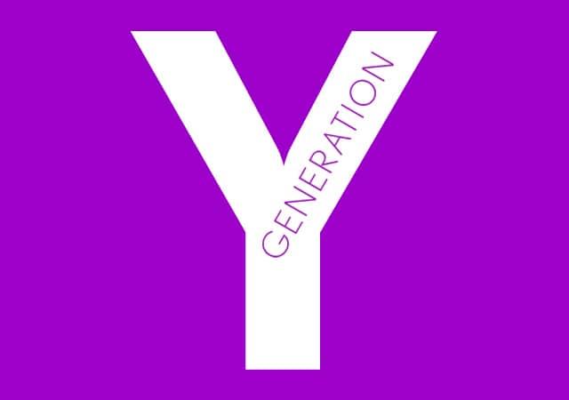 Logo generation Y
