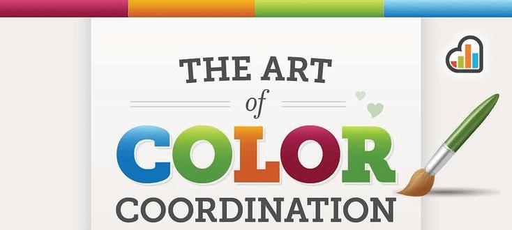 Coordination des couleurs en infographie