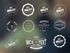 logo hypster