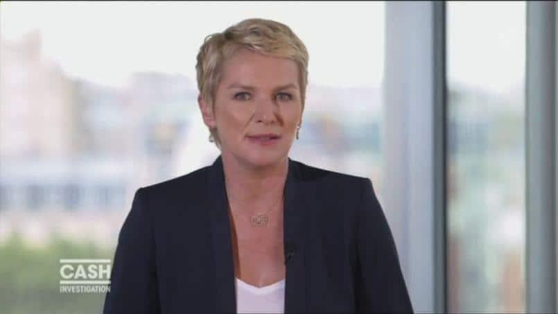 Cash Investigation avec Elise Lucet