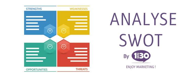 La définition de l'analyse SWOT