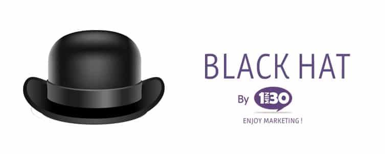 La définition du black hat