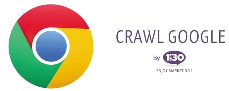 La définition du crawl Google