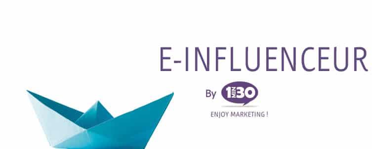 La définition d'un e-influenceur