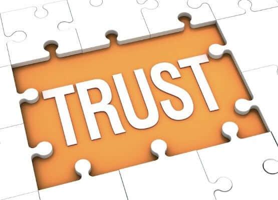 La confiance et l'acquisition