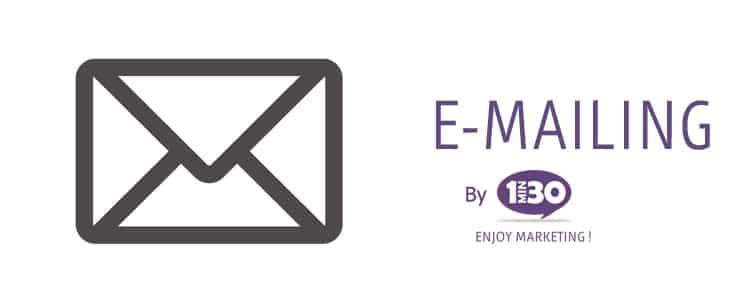 La définition de l'e-mailing