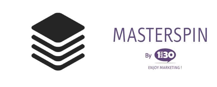 La définition du masterspin