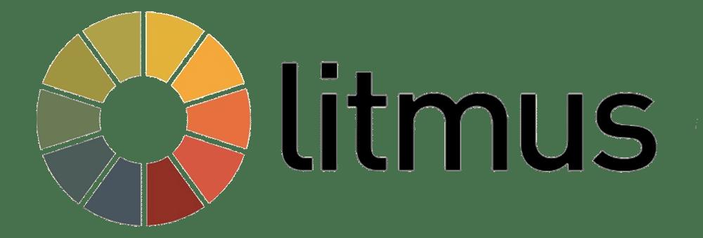 Le logo de Litmus