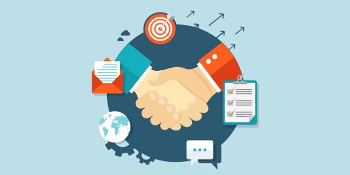 3 étapes pour une vente réussie