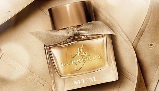 Mum-Burberry