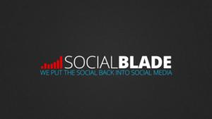 Logo de Socialblade