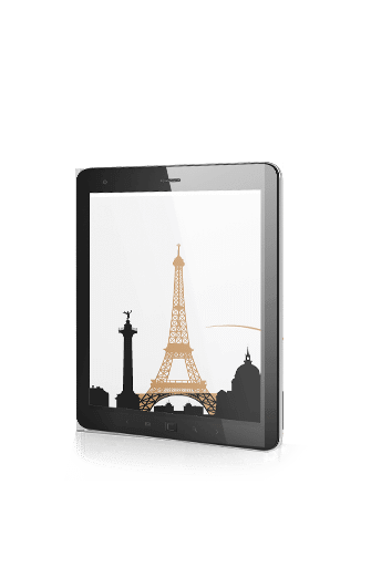 Template Prezi Paris
